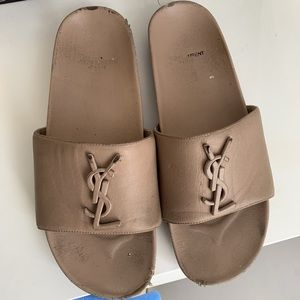 Ysl slides signs of use